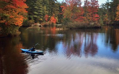 New England's Best Fall Itinerary