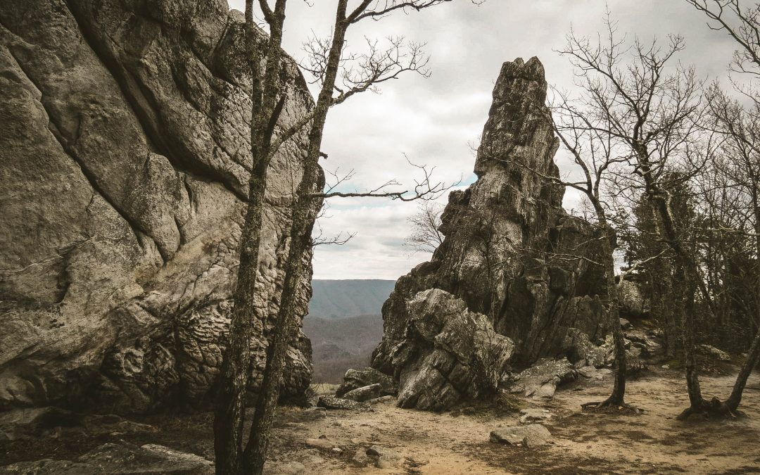 Tackle Appalachian Trail's Dragon's Tooth
